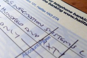 Personal Banking: How Long Are Cheque's Valid